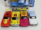 lot of 5 old school 164 NASCAR diecasts assorted brands group 6