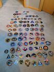 Vintage NASA Space Shuttle Mission Patch Lot Multiple Missions