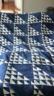Vintage Flying Geese Quilt Top