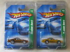 Hot Wheels Treasure Hunt Super and Regular Hot Bird 2008 With Protector