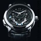 Montblanc Nicolas Rieussec Chronograph black Dial and Stainless Steel with  Box
