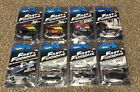 2012 Hot Wheels Fast and Furious Full Set of 8