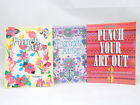 Memory Makers Punch your Art Out Volume 123 Lot