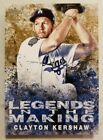 Clayton Kershaw Signs Exclusive Autograph Deal with Topps 15