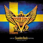 Triumph-Live at Sweden Rock Festival CD with DVD NEW