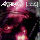 Anthrax : Sound Of White Noise CD Used Very Good