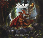 EDGUY-MONUMENTS CD NEW