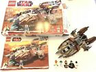 Lego Star Wars 7753 Pirate Tank Complete w/ Instructions + Box *Read Description