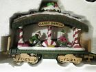 Candy Dancer Original 380 New Bright Holiday Express Animated Train Set New