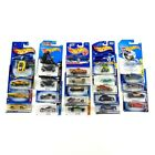 Hot Wheels Lot of Cars 4 Bikes 1 Helicopter 1 Fatbax 1 Glow Wheels Car