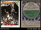 Moses Malone Rookie Cards Guide and Checklist 15