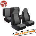 Smittybilt 471122 Neoprene Seat Cover Set for 1991 1995 Jeep Wrangler YJ