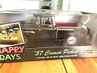 ERTL American Muscle Happy Days 57 Chevy Cameo Pickup Truck 118 Diecast 1957
