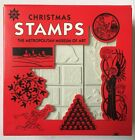 Christmas Stamps The Metropolitan Museum of Art Set of 23 rubber stamp NEW