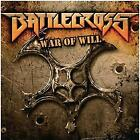 War of Will - Battlecross Compact Disc Free Shipping!