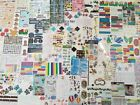 Huge lot 128 Sheets SCRAPBOOKING STICKERS many varieties  themes scrapbook