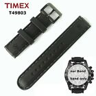 Timex Replacement Band T49803 Expedition Dive Style Universal Port Straight 0