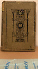Rosy Conroys Lessons by Julia Mathews Hardcover Book 1891 Antique