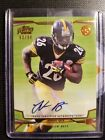LE'VEON BELL 2013 TOPPS PRIME RC ROOKIE AUTOGRAPH STEELERS AUTO SP 83 99