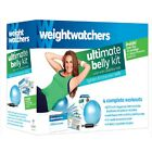 Weight Watchers Weight Loss Kit Ultimate Belly DVD w Mini Stability Ball