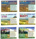 TY Collector Cards 25 Assorted Somepossibly all Retired includes Trivia Cards