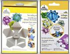 EK Tools GIFT RIBBON BOW MAKING SET and BRADS REFILL set of 2 NEW in box