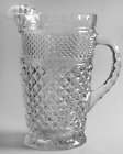 Anchor Hocking WEXFORD Glass 64 oz. Water Pitcher diamond formal party wedding