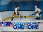 1997 Starting Lineup Freeze Frame One on One Eric Lindros vs. Paul Kariya #71329