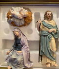 Lenox THE RENAISSANCE NATIVITY THE HOLY FAMILY ORIGINAL BOX
