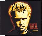 BILLY IDOL Scream, STEVE STEVENS Rebel Yell Dancing with Myself Autograph SIGNED