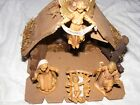 Fontanini Christmas Nativity Starter Set Italian Joseph Mary Angel Baby Jesus
