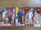 Disney High School Musical 3 Zac Efron THREE Dolls NEW Free Ship Action Figures