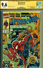 SPIDER MAN 6 CGC 96 SIGNED BY STAN LEE MCFARLANE ART GHOST RIDER HOBGOBLIN