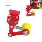 Motorbike Red Aluminum Adjuster Chain Tensioner Bolt On Roller Tool