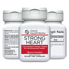 Strong Heart, 30 ct., by Great HealthWorks - Omega-7 Fatty Acid for Heart Health