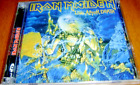 Iron Maiden made in Chile cds Life after death manufactured in Chile double cd