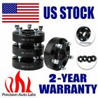 Pack 4pcs 5x5 Hub Centric Wheel Spacers Hubcentric Wheel Spacers For Jeep