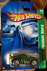 2007 Hot Wheels SUPER Treasure Hunt 1969 Tooned Chevrolet Camaro Z28