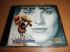 XENA the BITTER SUITE a musical odyssey SOUNTRACK joseph loduca CD lucy lawless