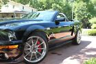 2007 Ford Mustang Super Snake 2007 Ford Mustang GT 500 Shelby Super Snake Convertible Supercharged 6 SPD 11K
