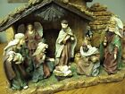 BALSAM HILL NATIVITY STABLE SET NEW WITHOUT BOX SOLD OUT