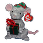 Ty Beanie Baby Tiny Tim - MWMT (Mouse Internet Exclusive 2004) Christmas