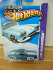 Hot Wheels 2013 62 Corvette Super Treasure Hunt Rare Bright Chrome Variation