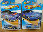 2012 Hot Wheels HONDA S2000 Treasure Hunt Lot of 2 Super  Regular