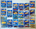 Older Hot Wheels in Package Large Lot of 19 Cars