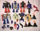 1984 Tomy Starriors robot lot vintage wind-up Some For Parts Mixed Lot