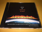 ARMAGEDDON advance PROMO CD soundtrack TREVOR RABIN score ben affleck ost
