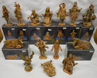 14 pc Roman Fontanini NATIVITY FIGURES 5 Collection Holy Family Angels Animals