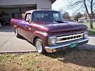 1961 Ford F 100 CUSTOM FORD PICK UP F 100 TRUCK CUSTOM PRO STREET 1961