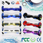 65 Two Flash Wheel Board Electric Self Balancing Bluetooth Scooter LED Cheap